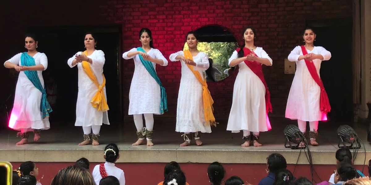 Oldest Dance  Music Institution in Delhi, it has been imparting training to the young aspirants.